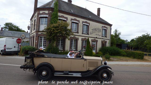 Centenaire Citroën, La Ferté-Vidame, 19-20-21 juillet 2019  P1180110