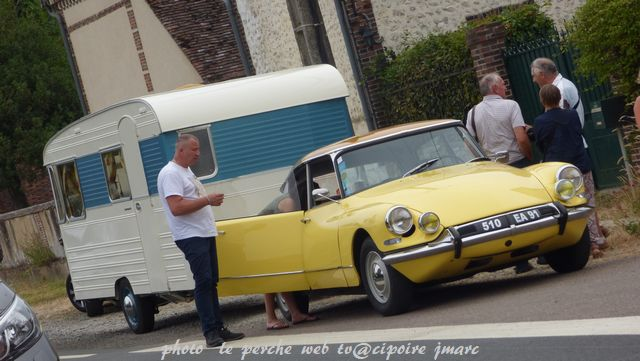 Centenaire Citroën, La Ferté-Vidame, 19-20-21 juillet 2019  P1180310