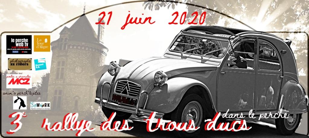 3e Rallye des Trous Ducs dans le Perche   23  mai  2021   Plaque10