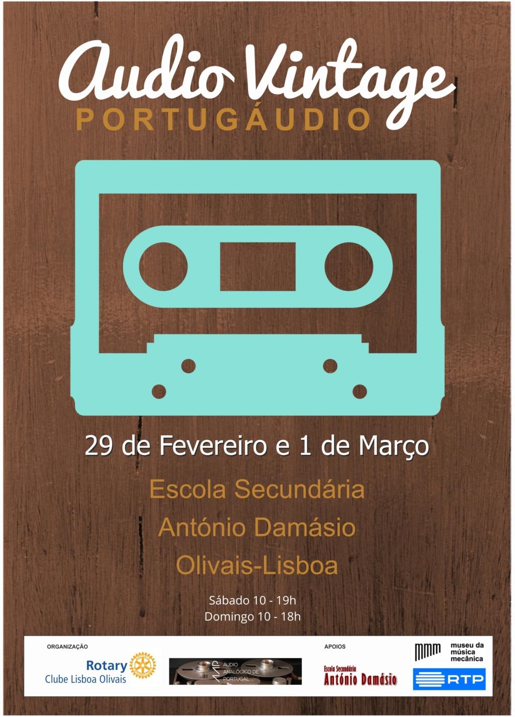 Audio Vintage / Portugaudio 2020 - 3.ª Edição. - Página 2 Img_5410