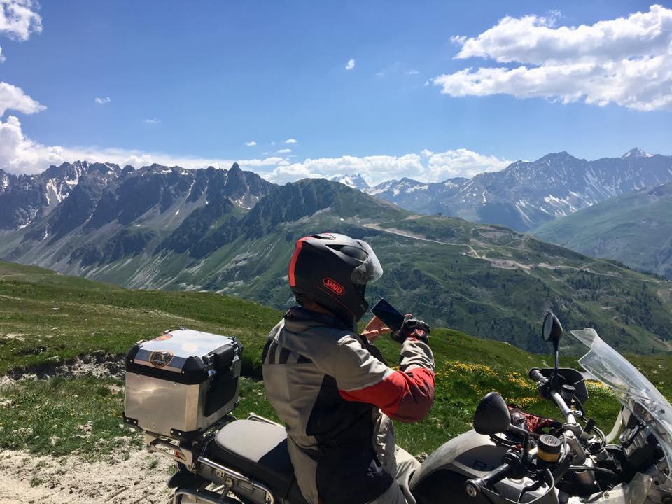 Vérification inscription  TT et route dans les Alpes fin juin 2019  T-shirt - Page 14 64994310
