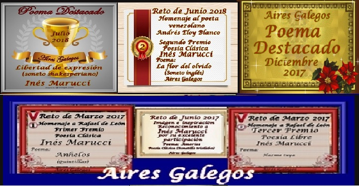 Premios de Inés Marucci Avatar10
