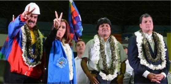 Cristina Kirtchner, otra bolivariana a la cárcel.  Sin_tz21