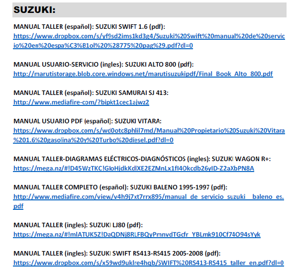 GRUPO MANUALES TALLER-USUARIO PDF: MITSUBISHI-SUBARU-SUZUKI (pdf) Captur13