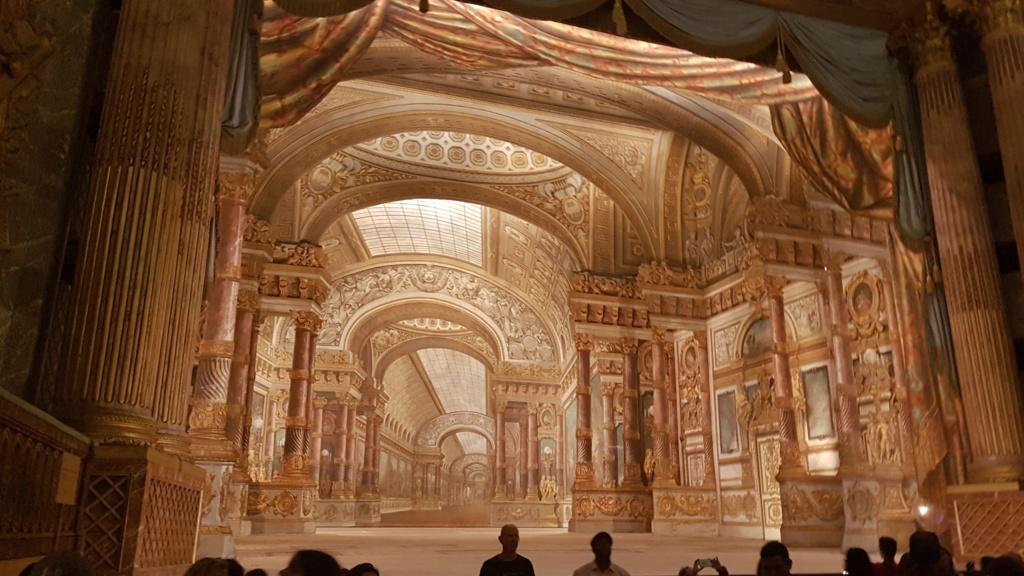 Visite à Versailles 20181011