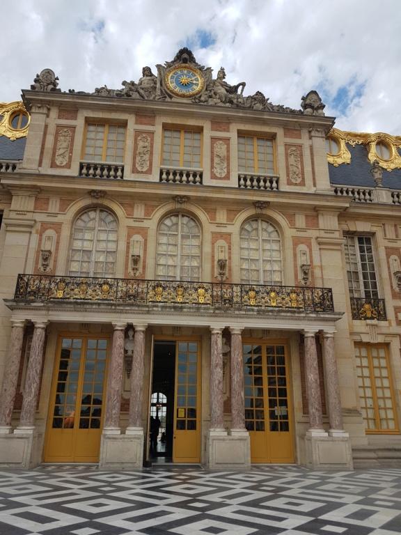 Visite à Versailles 20181012