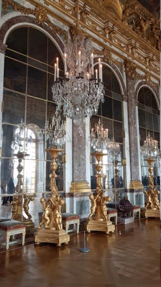 Visite à Versailles 20181015