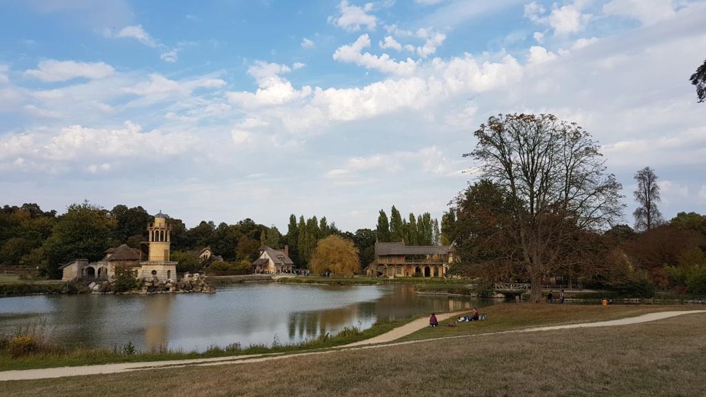 Visite à Versailles 20181016