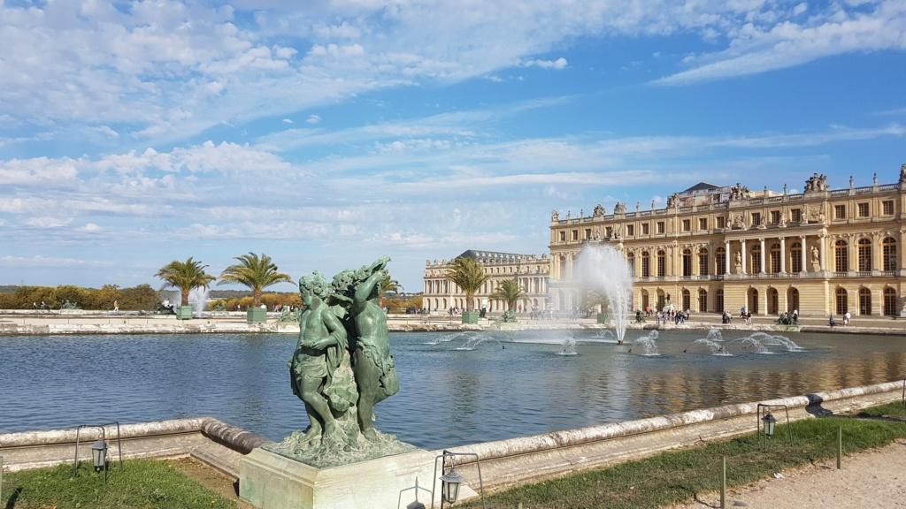 Visite à Versailles 20181017