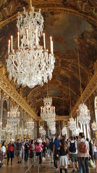 Visite à Versailles 20181018