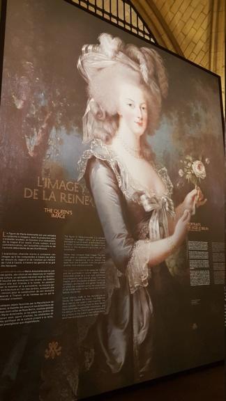 """Exposition """"Marie-Antoinette : métamorphoses d'une image"""" à la Conciergerie 20191010"""