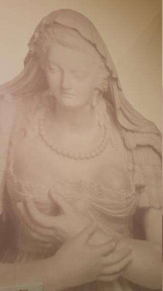 """Exposition """"Marie-Antoinette : métamorphoses d'une image"""" à la Conciergerie 20191011"""