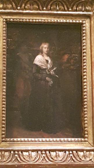 """Exposition """"Marie-Antoinette : métamorphoses d'une image"""" à la Conciergerie 20191012"""