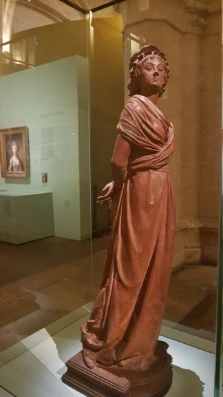"""Exposition """"Marie-Antoinette : métamorphoses d'une image"""" à la Conciergerie 20191013"""