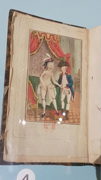 """Exposition """"Marie-Antoinette : métamorphoses d'une image"""" à la Conciergerie 20191031"""