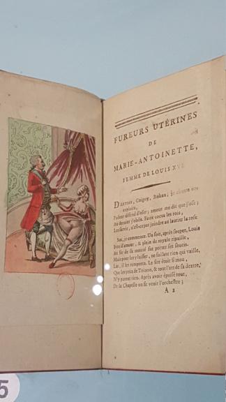 """Exposition """"Marie-Antoinette : métamorphoses d'une image"""" à la Conciergerie 20191032"""