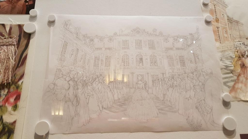 """Exposition """"Marie-Antoinette : métamorphoses d'une image"""" à la Conciergerie 20191035"""