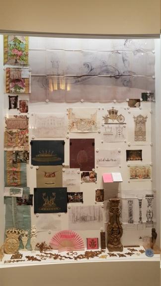 """Exposition """"Marie-Antoinette : métamorphoses d'une image"""" à la Conciergerie 20191036"""