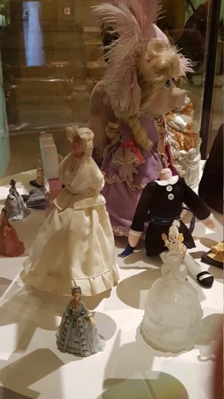"""Exposition """"Marie-Antoinette : métamorphoses d'une image"""" à la Conciergerie 20191040"""