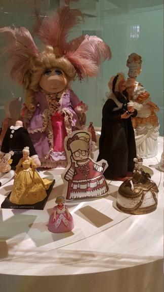 """Exposition """"Marie-Antoinette : métamorphoses d'une image"""" à la Conciergerie 20191041"""