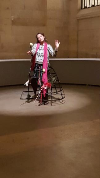 """Exposition """"Marie-Antoinette : métamorphoses d'une image"""" à la Conciergerie 20191046"""