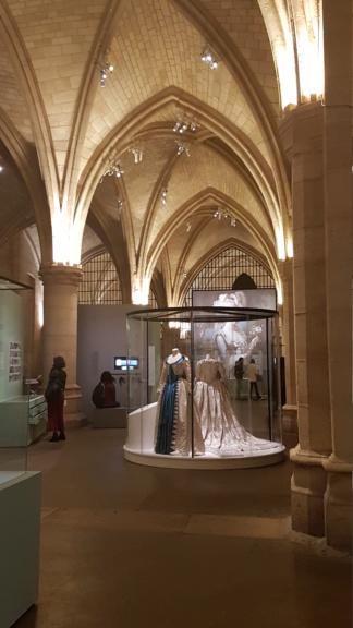 """Exposition """"Marie-Antoinette : métamorphoses d'une image"""" à la Conciergerie 20191048"""