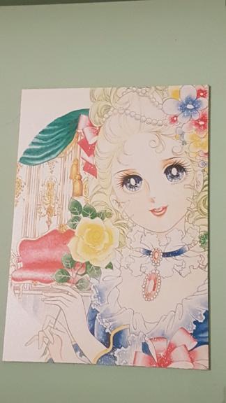 """Exposition """"Marie-Antoinette : métamorphoses d'une image"""" à la Conciergerie 20191051"""