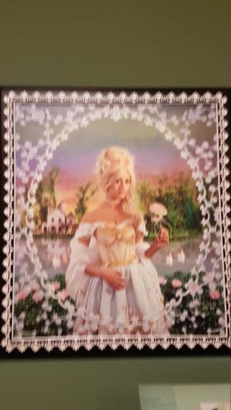 """Exposition """"Marie-Antoinette : métamorphoses d'une image"""" à la Conciergerie 20191053"""