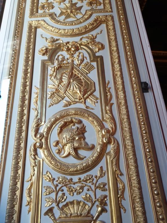 Ma visite du château de Versailles  20200711