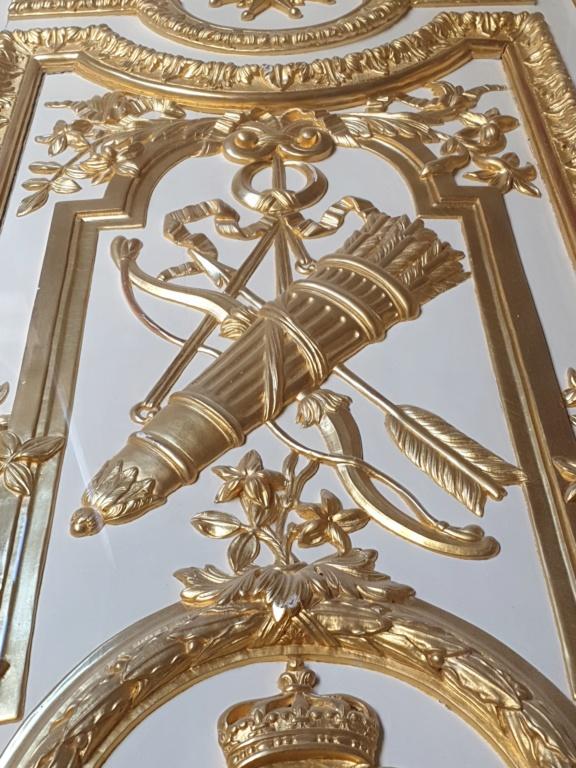 Ma visite du château de Versailles  20200712