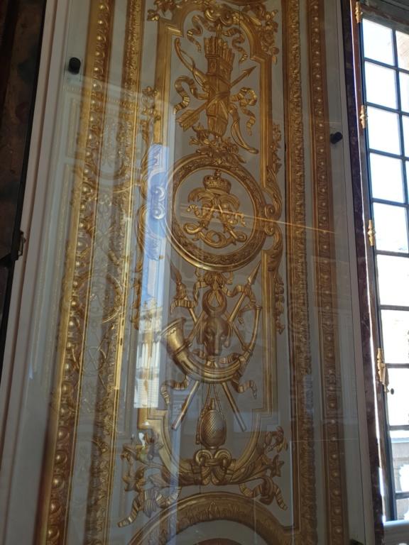 Ma visite du château de Versailles  20200713
