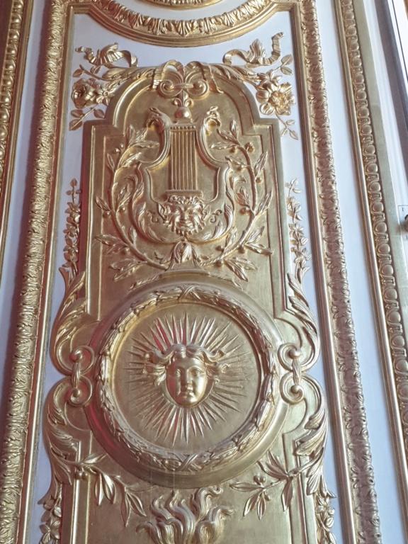 Ma visite du château de Versailles  20200714