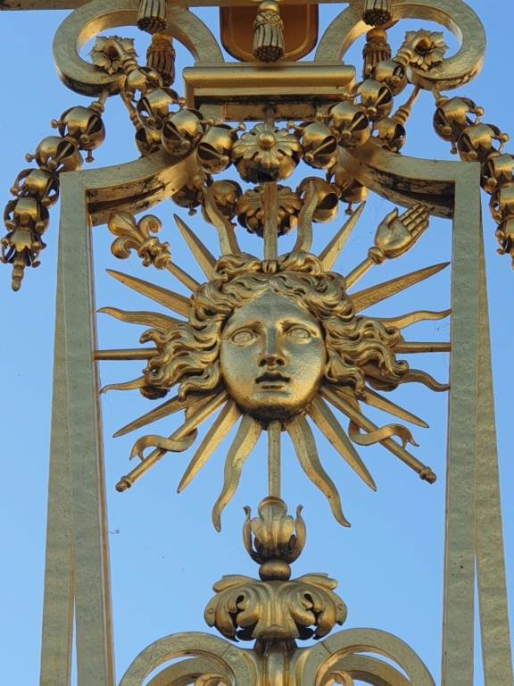 Ma visite du château de Versailles  20200715