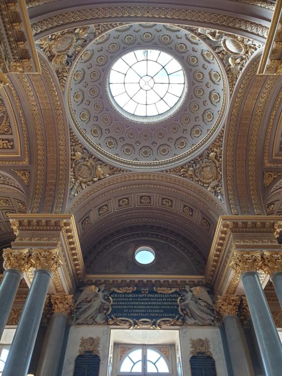 Ma visite du château de Versailles  20200717