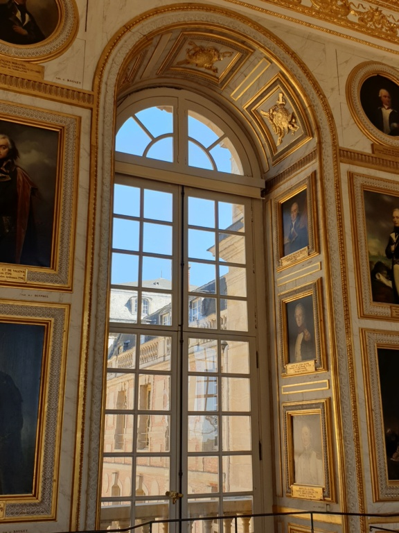 Ma visite du château de Versailles  20200718