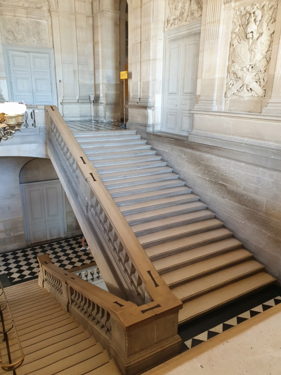 Ma visite du château de Versailles  20200719