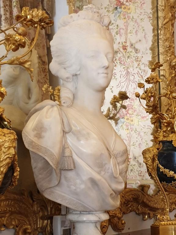Ma visite du château de Versailles  20200721
