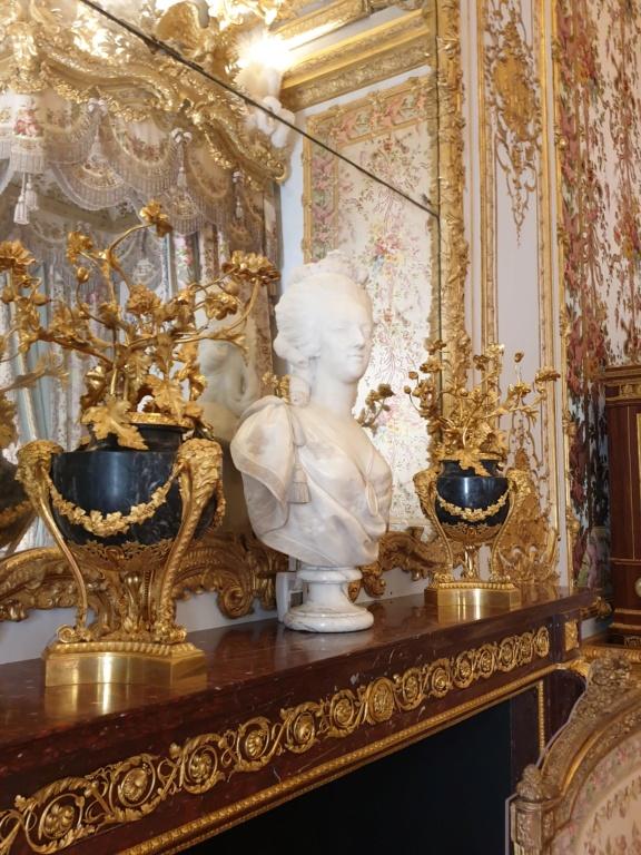 Ma visite du château de Versailles  20200722
