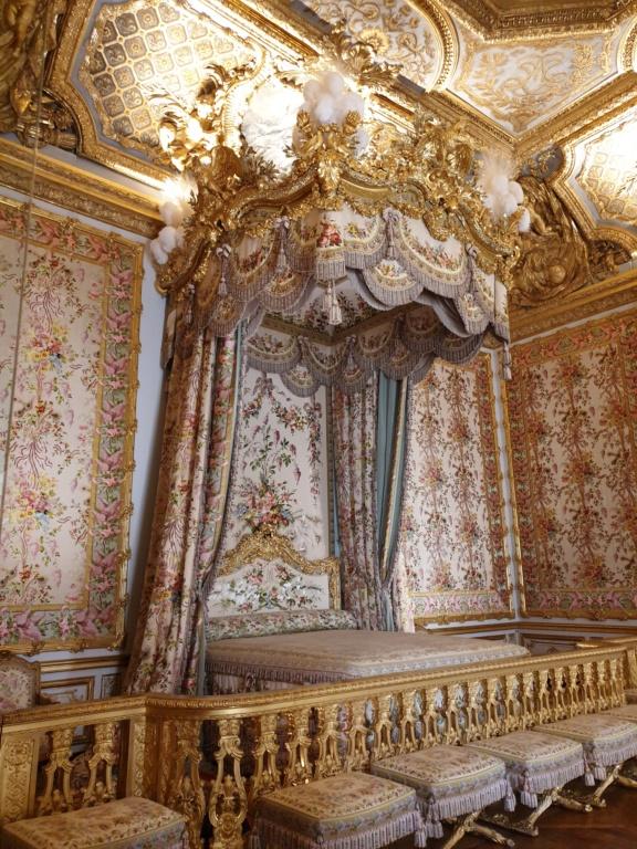 Ma visite du château de Versailles  20200723