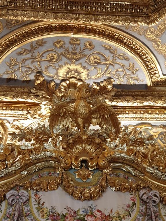 Ma visite du château de Versailles  20200728