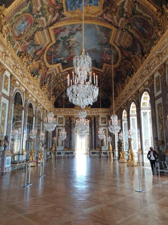 Ma visite du château de Versailles  20200734