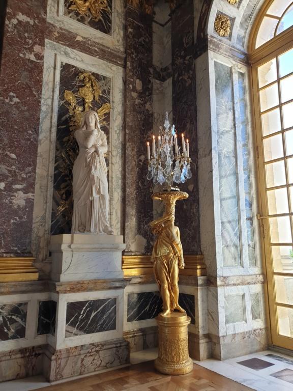 Ma visite du château de Versailles  20200736