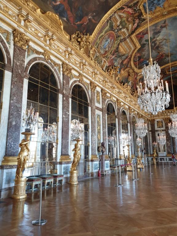 Ma visite du château de Versailles  20200737