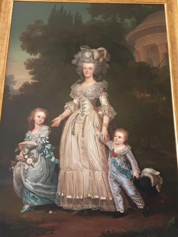 Ma visite du château de Versailles  20200738