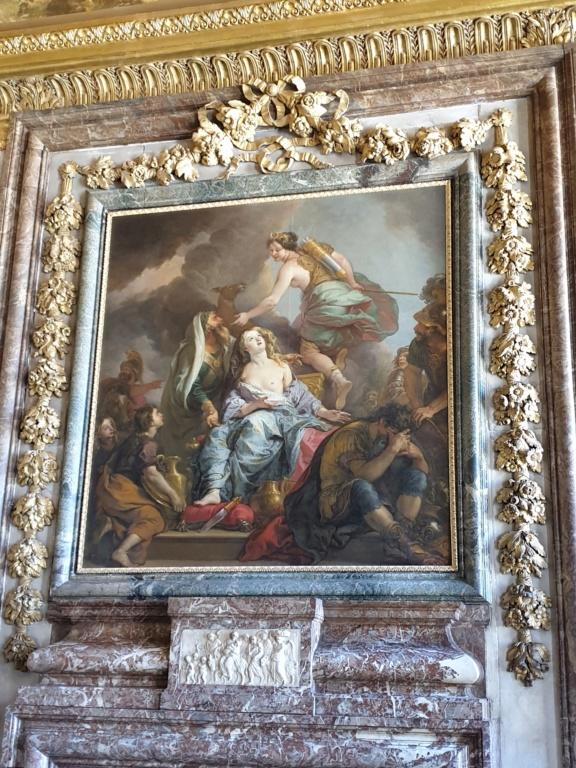 Ma visite du château de Versailles  20200740
