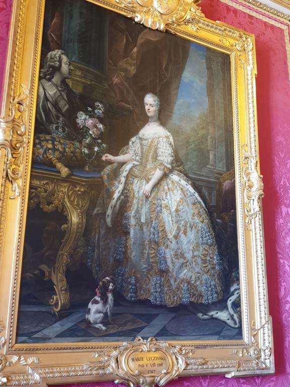 Ma visite du château de Versailles  20200741