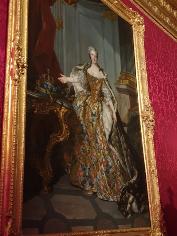 Ma visite du château de Versailles  20200742