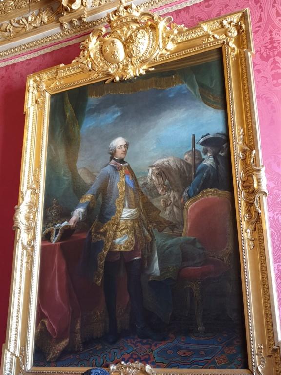 Ma visite du château de Versailles  20200743
