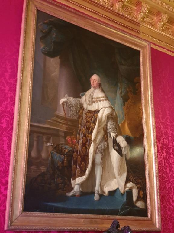 Ma visite du château de Versailles  20200745