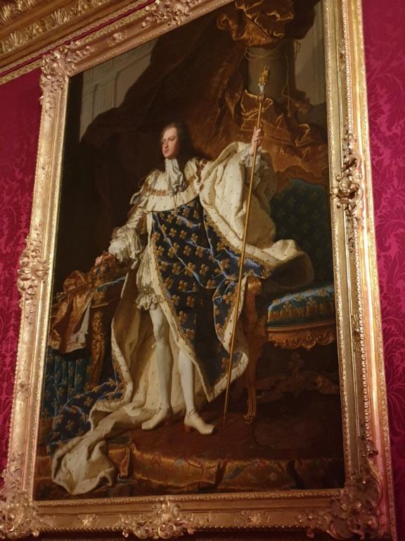 Ma visite du château de Versailles  20200746
